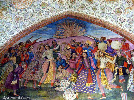 چهارشنبه سوری در ایران باستان